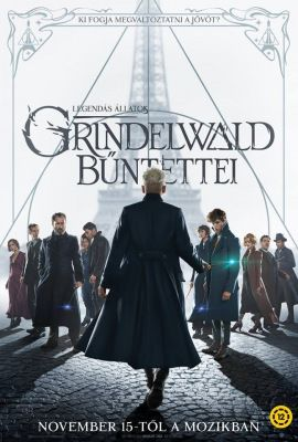 Legendás állatok - Grindelwald bűntettei (2018) online film
