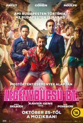 Legénybúcsú Bt. (2018) online film