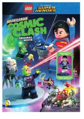 LEGO: Az igazság ligája - Kozmikus küzdelem (2016) online film