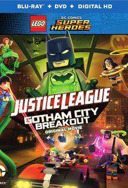 LEGO: Az Igazság Ligája: Batman és Halálcsapás (2016) online film