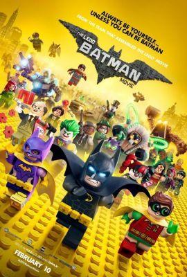Lego Batman - A film (2017) online film