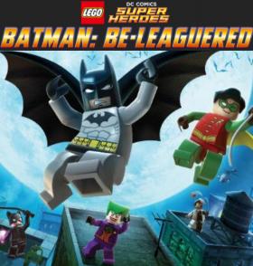 Lego Batman: Ligába csalva (2014) online film