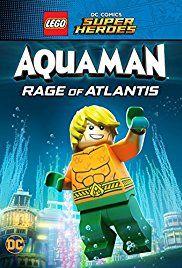 LEGO DC Szuperhősök: Aquamen - Atlantisz haragja (2018) online film