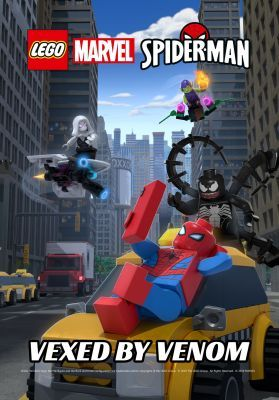 Lego Marvel - Pókember: Venom, a bosszantó (2019) online film