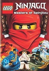Lego Ninjago: A Spinjitzu mesterei 4. évad (2014) online sorozat