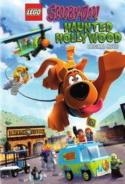 LEGO Scooby-Doo! Lidérces Hollywood (2016) online film