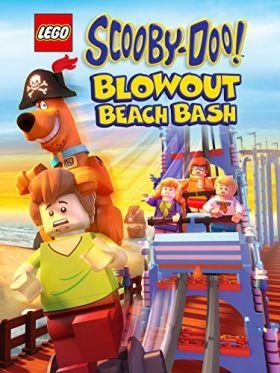LEGO Scooby-Doo! Tajték-parti bingó parti (2017) online film
