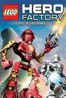 Lego Hero Factory: Jönnek az újoncok (2010) online film