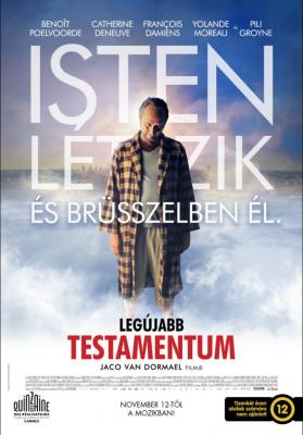 Legújabb testamentum (2015) online film