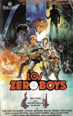 Legyőzhetetlenek (The Zero Boys) (1986) online film