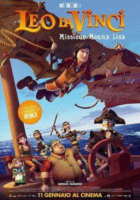 Leo Da Vinci: Mission Mona Lisa (2018) online film