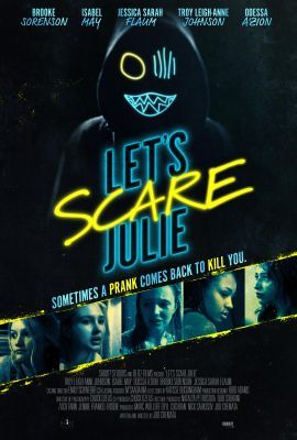 Let's Scare Julie (2020) online film