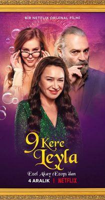 Leyla 9 élete (2020) online film