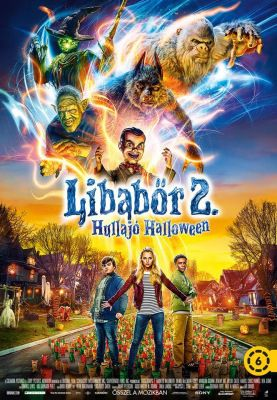 Libabőr 2: Hullajó Halloween (2018) online film