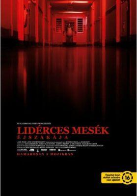 Lidérces mesék éjszakája (2019) online film