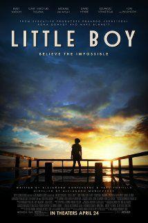 Kicsi fiú (Little Boy) (2015) online film