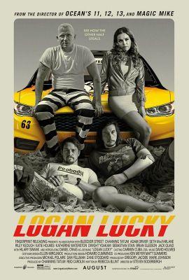 Logan Lucky - A tuti balhé (2017) online film