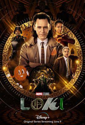 Loki 1. évad (2021) online sorozat
