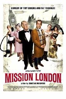 Londoni küldetés (2010) online film