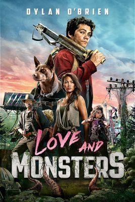 Monster Problems (Love and Monsters) (2020) online film
