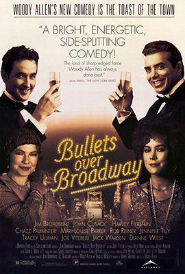 Lövések a Broadwayn (1994) online film