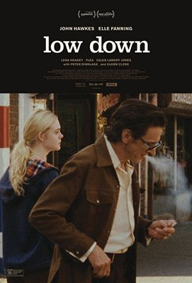 A lentnél is lejjebb (Low Down) (2014) online film