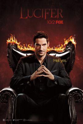 Lucifer 3. évad (2017) online sorozat