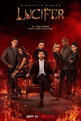 Lucifer 6. évad (2021) online sorozat