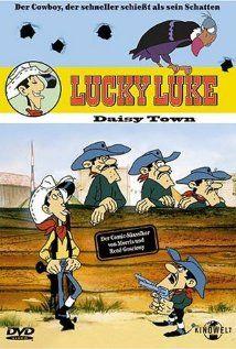 Lucky Luke �s a nagyv�ros (1971)