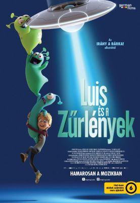 Luis és a Zűrlények (2018) online film