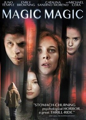 Magic Magic (2013) online film