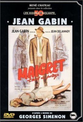 Maigret csapdát állít (1958) online film