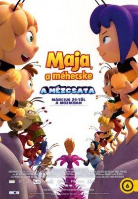 Maja, a méhecske - A mézcsata (2018) online film