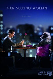 Man Seeking Woman 1. évad (2015) online sorozat