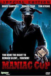 Mániákus zsaru (1988) online film