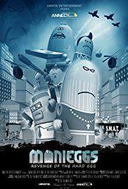Manieggs - Egy kemény tojás bosszúja (2014) online film
