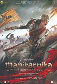 Manikarnika: The Queen of Jhansi (2019) online film