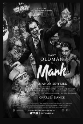 Mank (2020) online film