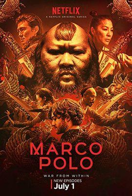 Marco Polo 2. évad (2016) online sorozat