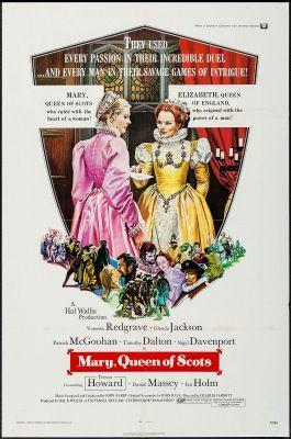 Mária, a skótok királynője (1971) online film
