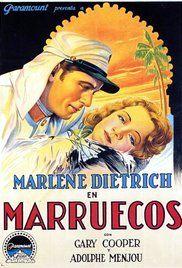 Marokkó (1930) online film