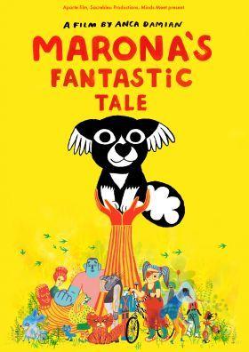 Marona csodálatos kalandjai (Marona's Fantastic Tale) (2019) online film