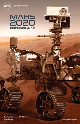 Mars 2020: A Perseverance rover (2020) online film