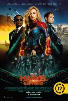 Marvel Kapitány (2019) online film