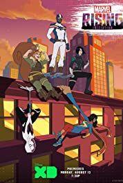 Marvel Rising: Initiation 1. évad (2018) online sorozat