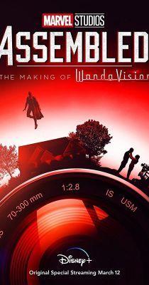Marvel Studios: Assembled 1. évad (2021) online sorozat