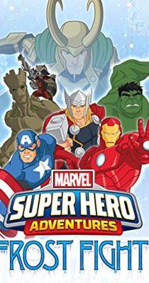 Marvel szuperhős kalandok - Fagyos csata (2015) online film