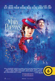 Mary Poppins visszatér (2018) online film