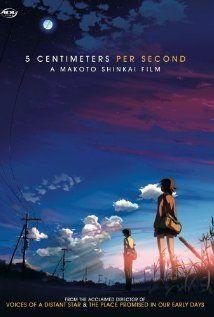 Másodpercenként 5 centiméter (2007) online film
