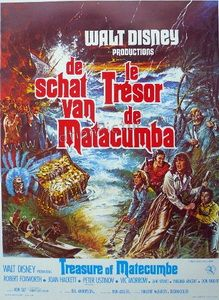 Matecumbe kincse (1976) online film